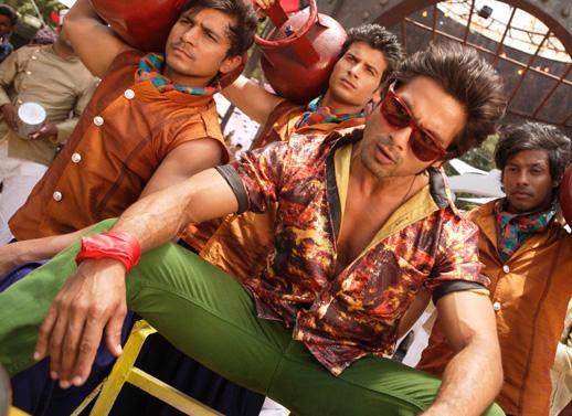 Индийский фильм гуппи