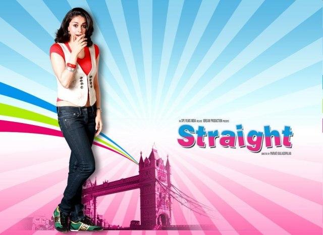 Правильная ориентация (Straight)