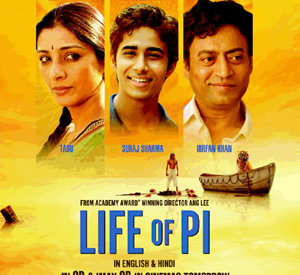 3d for Life of pi in hindi